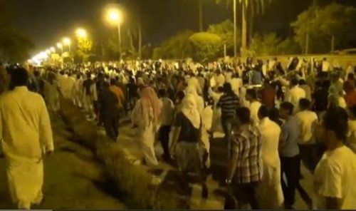 2 die in protests over cleric's arrest