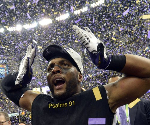 Ray Lewis speaks out against 'rioters'