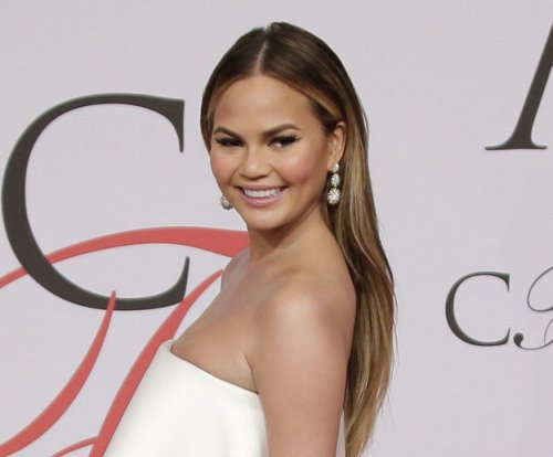 Chrissy Teigen goes topless for W magazine