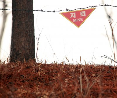 Two South Korean soldiers injured in DMZ land mine explosion