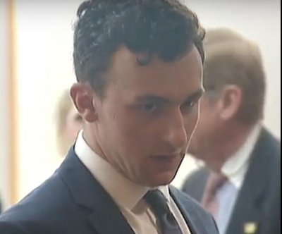 Johnny Manziel ordered to stay away from firearms, ex-girlfriend