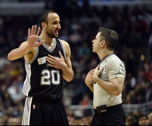 Manu Ginobili to receive one-year deal from San Antonio Spurs