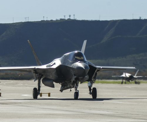 Lockheed Martin wins $64M contract for F-35 work