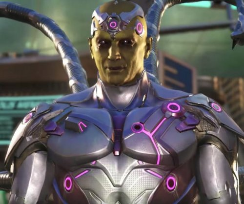 Brainiac dominates Superman in new 'Injustice 2' gameplay trailer