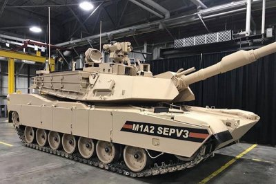 Army spotlights newest M1A2 Abrams variant