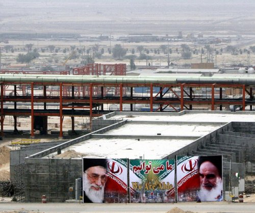 Iranian oil production not impacted by sanctions yet