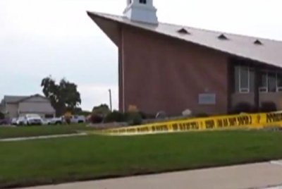 One dead after Nevada man opens fire in Mormon church, police say