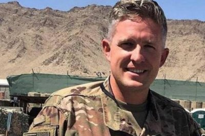 Utah mayor killed in 'insider attack' in Afghanistan