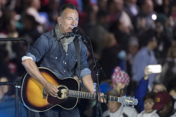Watch: Bruce Springsteen Releases 'Tucson Train' Video