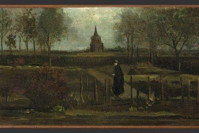 Art detective receives 'proof of life' of stolen van Gogh painting