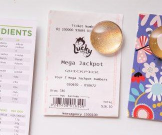 Winning lottery ticket spent 6 months on oblivious winner's fridge