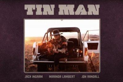 Miranda Lambert releases new, acoustic version of 'Tin Man'