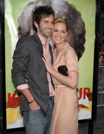 Katherine Heigl, Josh Kelley wed in Utah