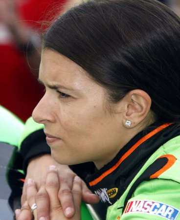 Danica Patrick makes NASCAR jump official