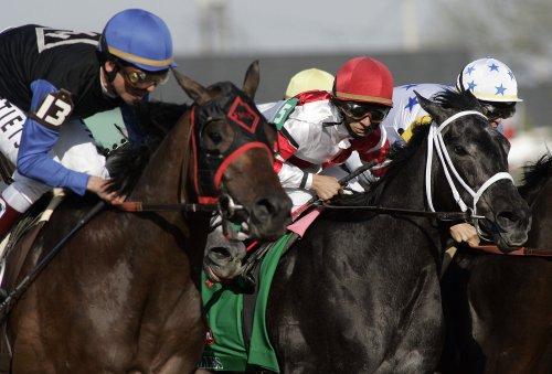Jockey Richard Megliore retires