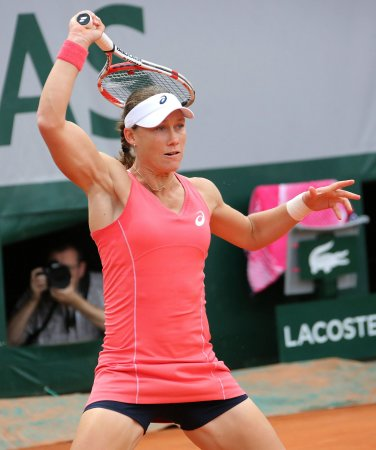 Stosur seals Australian Fed Cup win over Russia