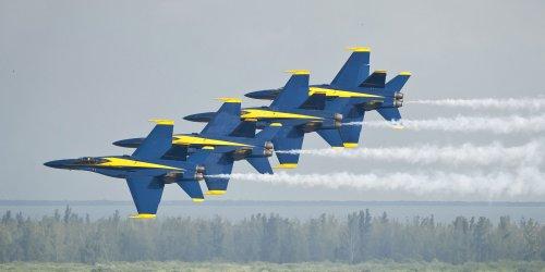 Former commander of Navy's Blue Angels reprimanded for encouraging 'toxic' behavior