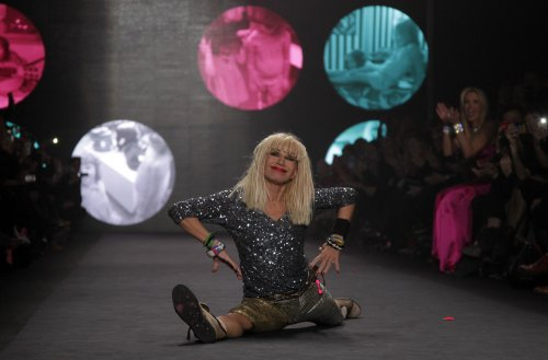 Betsey Johnson eliminated from 'Dancing with the Stars'