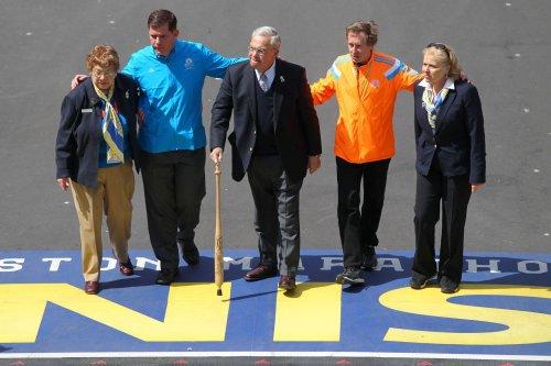 Mayor Menino gets a last tour of Boston in funeral cortege