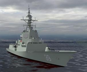 Australia asks BAE Systems to help save destroyer project