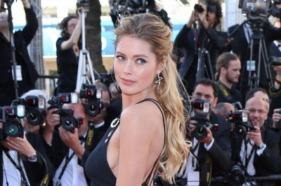Doutzen Kroes, Kendall Jenner stun in black at Cannes