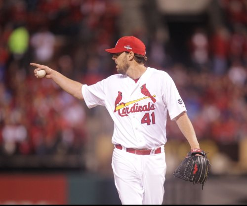 St. Louis Cardinals switch to John Lackey for Game 4
