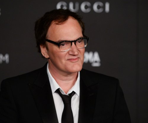 Quentin Tarantino joins protesters in NYC for police brutality rally