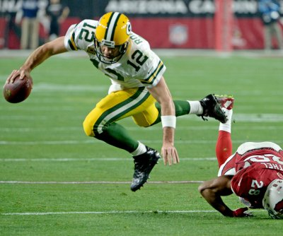 Green Bay Packers QB Aaron Rodgers says knee 'feels great' after surgery