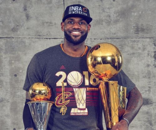 NBA champion Cleveland Cavaliers celebrate with parade Wednesday