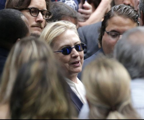 Hillary Clinton's stumble and the paradox of the vulnerable leader