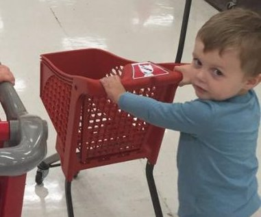 Target nixes mini-carts for kids after parents suffer bruised ankles, shins