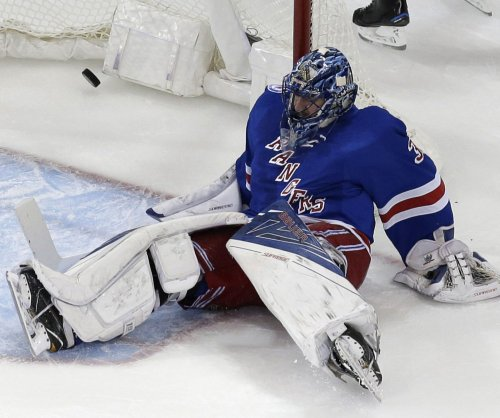 Henrik Lundqvist leads New York Rangers over Anaheim Ducks
