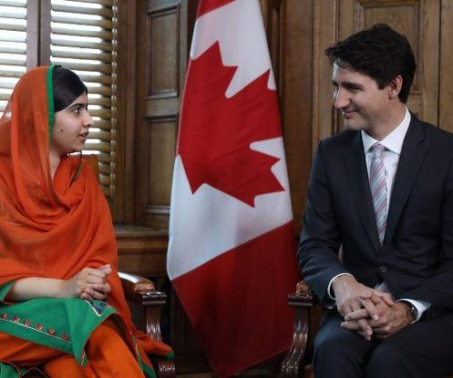 Malala Yousafzai becomes honorary Canadian citizen