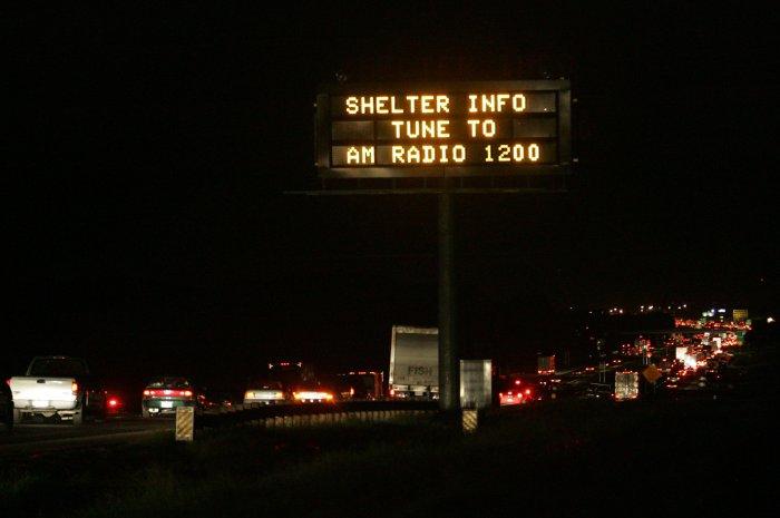 On This Day: Hurricane Rita evacuees die in bus fire