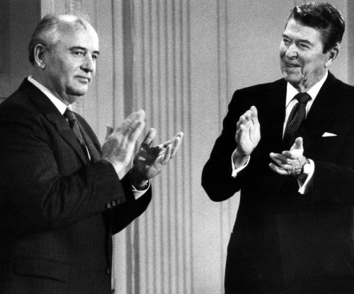 On This Day: Reagan, Gorbachev sign nuclear treaty