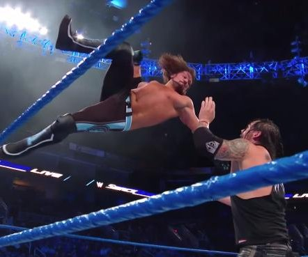 WWE Smackdown: Styles takes on Corbin, Owens faces Ziggler