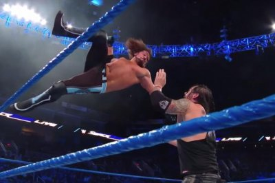WWE Smackdown: Styles takes on Corbin, Owens faces Ziggler