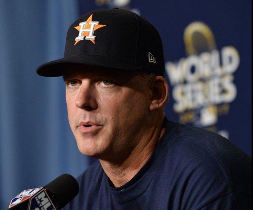 Astros meet D-Backs as second leg of champs tour