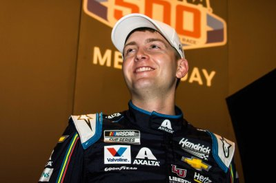 William Byron wins NASCAR iRacing event at Bristol; Bubba Wallace 'rage quits'