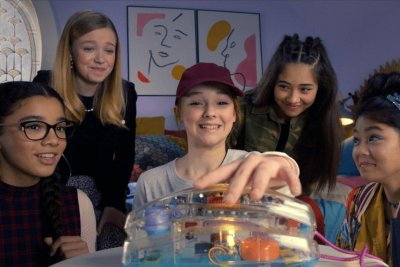 'Baby-Sitters Club' reboot to premiere July 3 on Netflix
