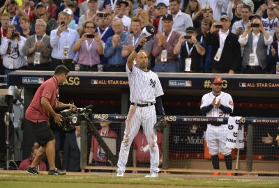 All eyes on Jeter at 2014 MLB All Star Game