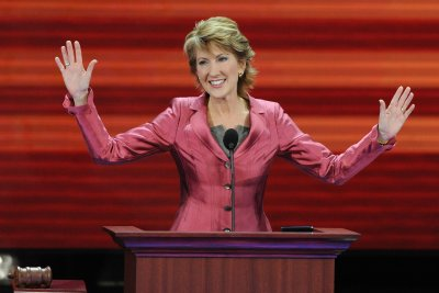 Former HP CEO Carly Fiorina to announce presidential campaign