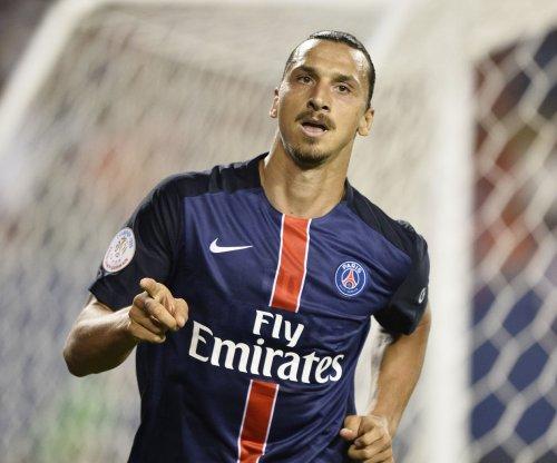 Report: Zlatan Ibrahimovic headed to MLS