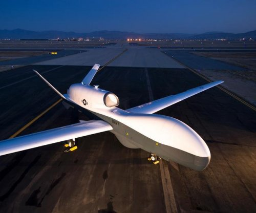 U.S. Navy approves Triton drone for production