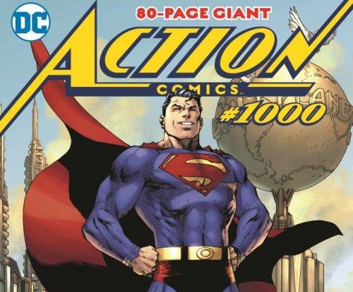Brian Michael Bendis: 'Action Comics' 1000 is a 'celebration'
