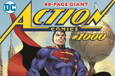 Brian Michael Bendis: 'Action Comics' 1000 is a 'celebration'