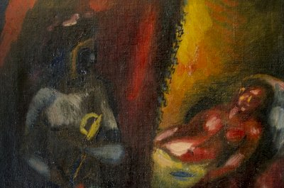 FBI tracks down Marc Chagall painting stolen 30 years ago