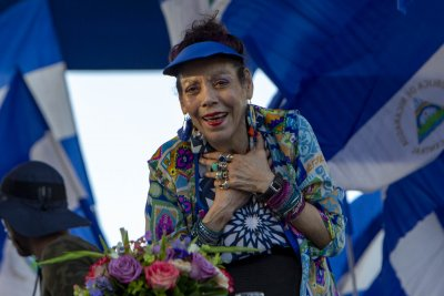 U.S. sanctions Nicaragua vice president for corruption, abuses