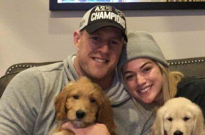 Texans' J.J. Watt gets engaged to soccer star Kealia Ohai