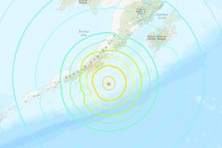 Alaska shaken by 8.2-magnitude earthquake; strongest since 1960s